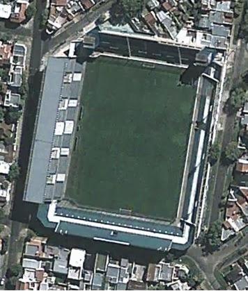 cancha de Banfield google map