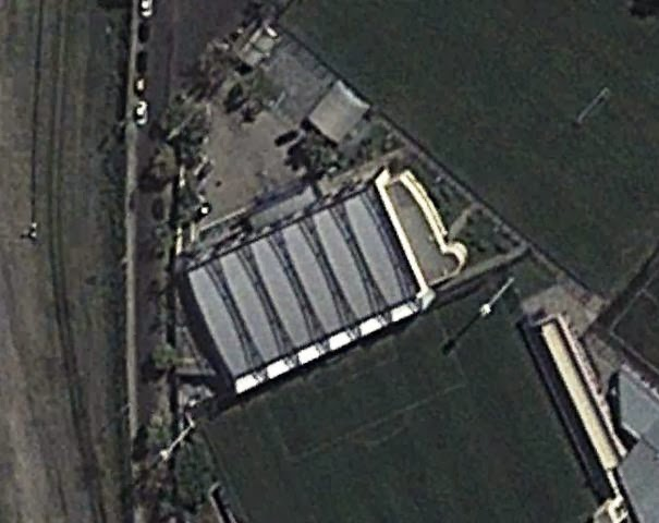 Estadio Cubierto de Boca Juniors google map