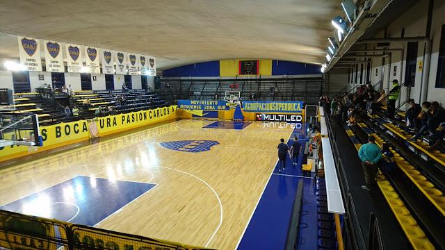 Estadio cubierto de Boca Juniors1