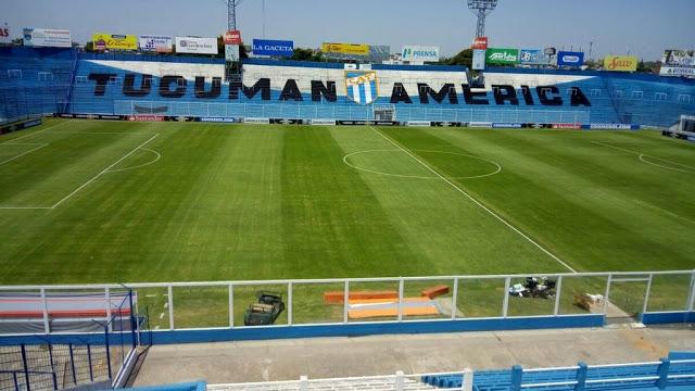 cancha Atlético Tucumán tribuna