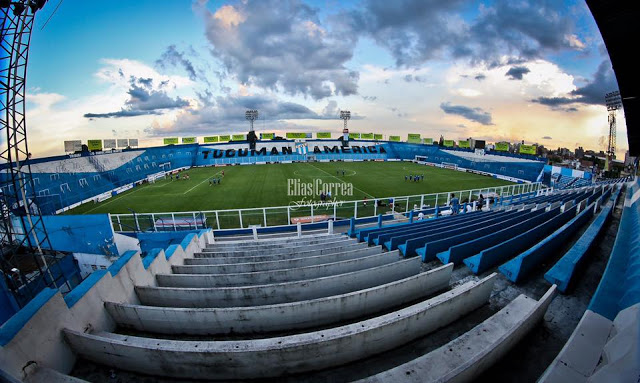 estadio Atletico Tucuman panoramica
