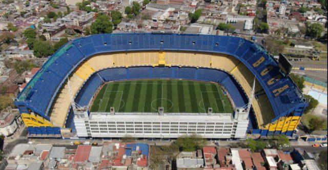 La Bombonera Boca Juniors