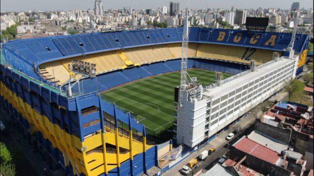 cancha Boca Juniors