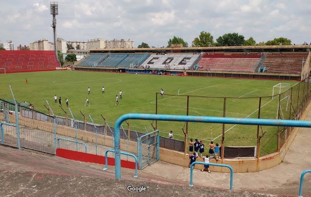 Estadio Deportivo Español platea