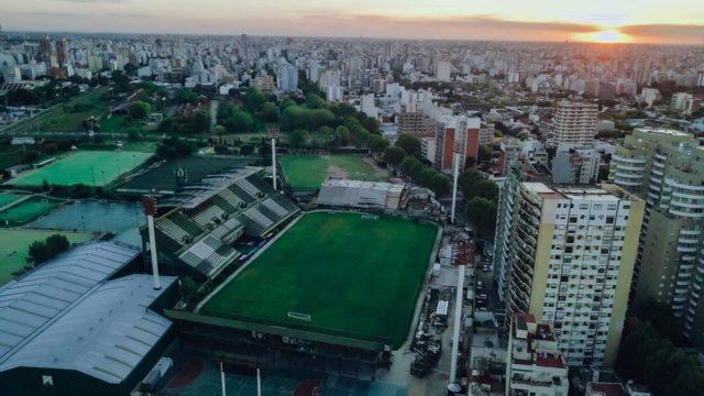 estadio Arquitecto Ricardo Etcheverri