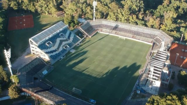 Estadio del Bosque Gimnasia