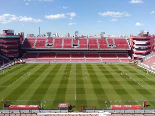 estadio Independiente Avellaneda