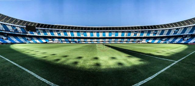 Racing Club tribunas