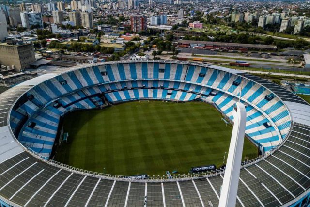 Estadio Presidente Perón