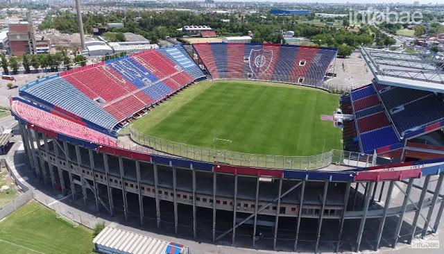 05 cancha San Lorenzo tribunas