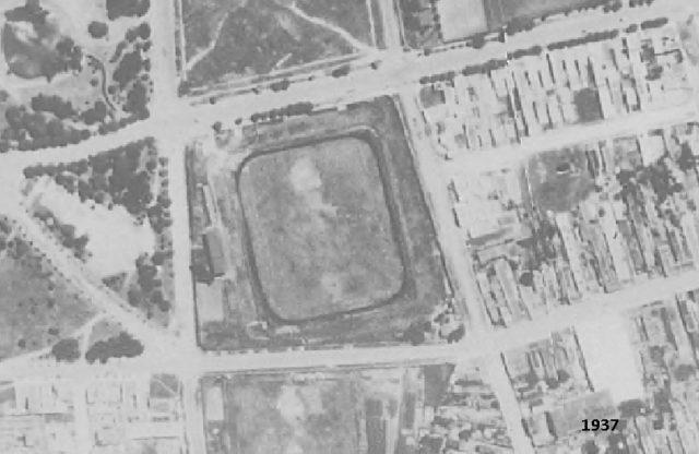 cancha Sportivo Barracas 1937