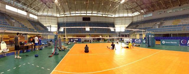 Polideportivo Cincuentenario de Formosa panoramica2