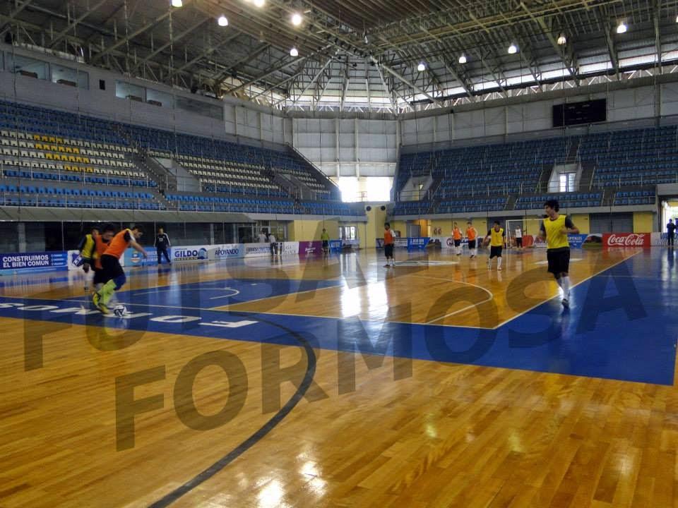 Estadio Cubierto de Formosa3