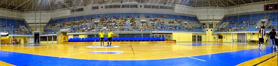 Estadio Cubierto de Formosa panoramica