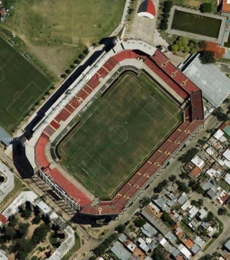 Estadio de Colón google map