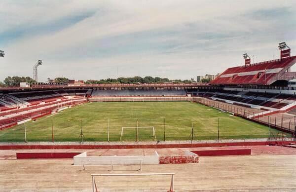 Historia en imagenes - Estadio De la Doble Visera 8