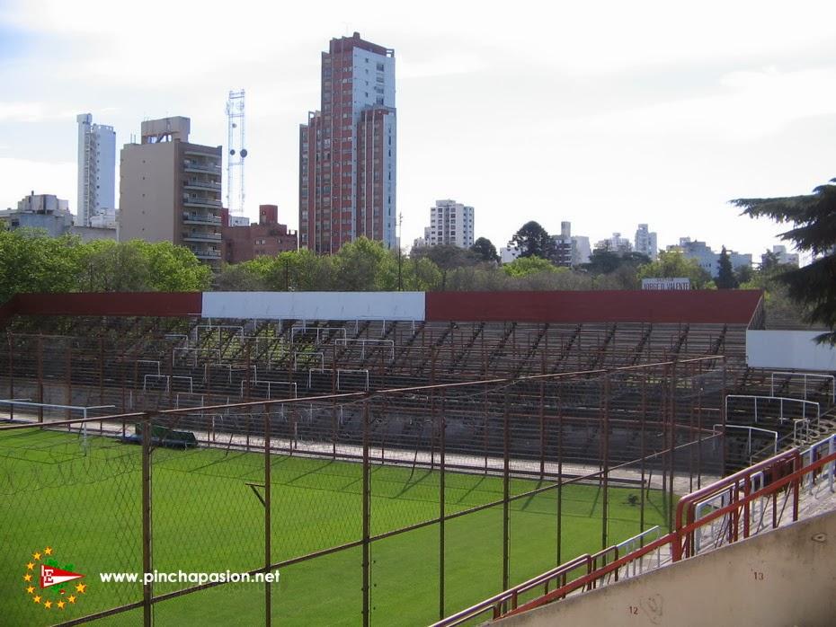 El viejo estadio de Estudiantes 6