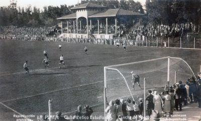 El viejo estadio de Estudiantes