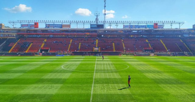 estadio Colón Santa Fe platea