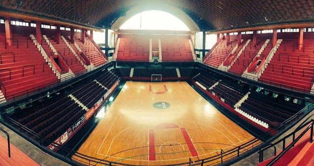 Estadio Cubierto de Newell's Old Boys1