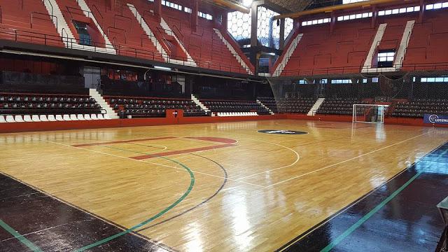 Estadio Cubierto de Newell's Old Boys5