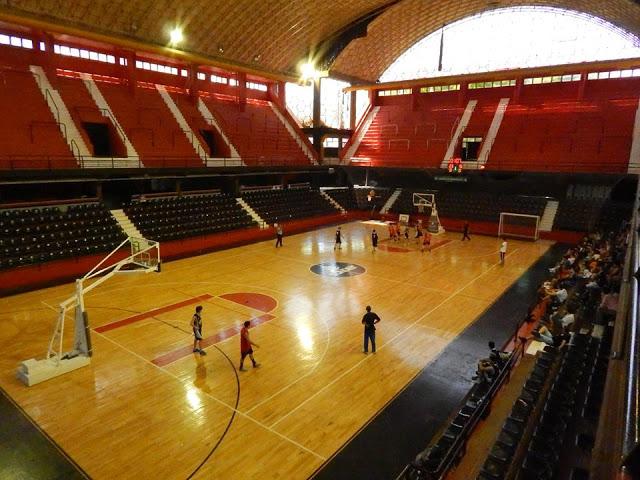 Estadio Cubierto de Newell's Old Boys4