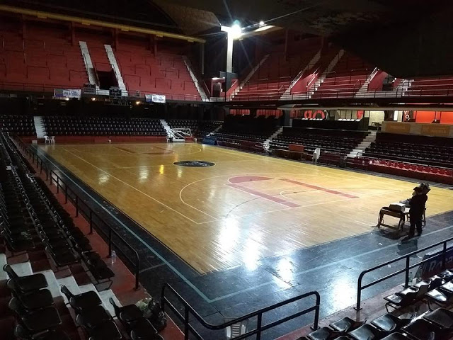 Estadio Cubierto Newell's2