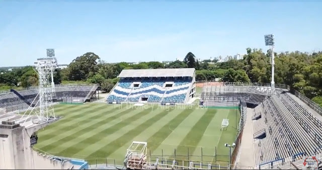 Estadio Gimnasia Esgrima La Plata6