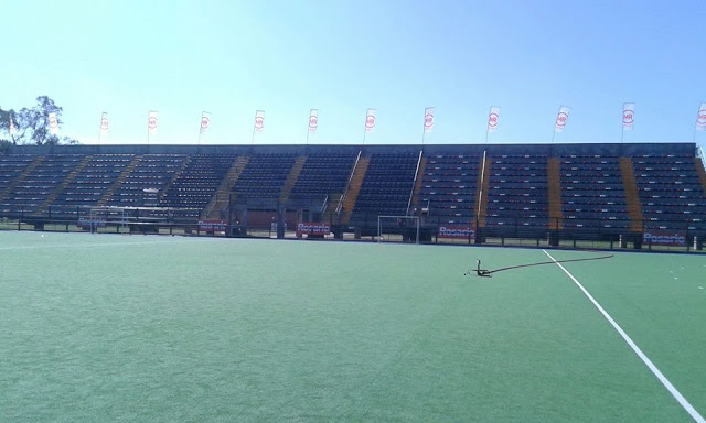 Hockey Rosario tribuna