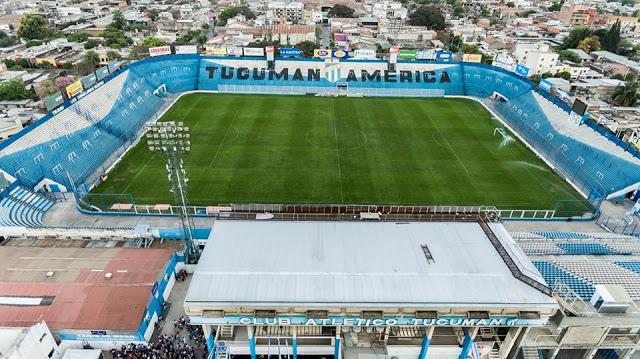 estadio Atletico Tucuman Monumental
