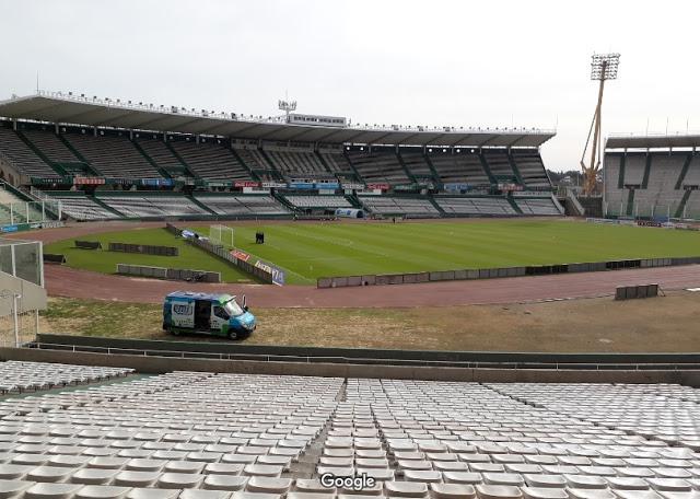 Estadio Mario Alberto Kempes platea oficial