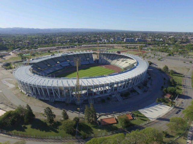 Estadio Kempes desde el aire