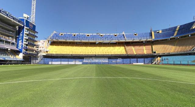 Estadio La Bombonera Boca