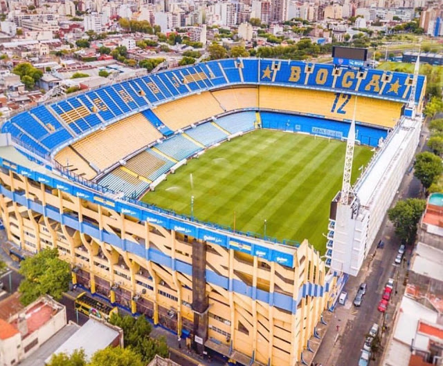 La Bombonera Boca Juniors5