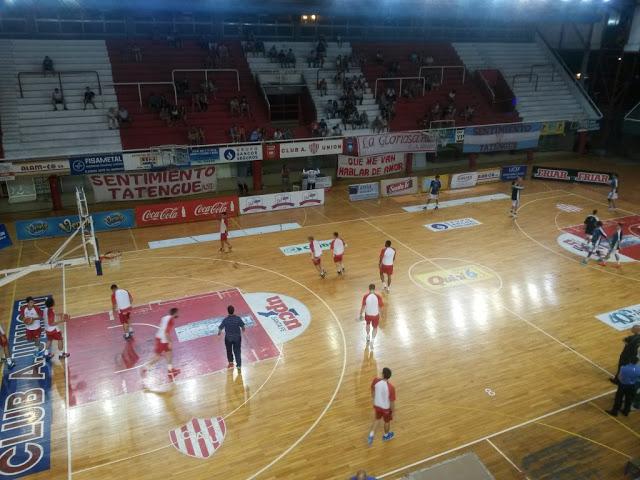 Estadio cubierto Unión Santa Fe