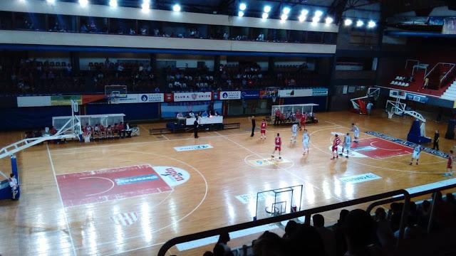 Estadio cubierto Unión
