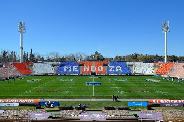 Estadio de Mendoza platea