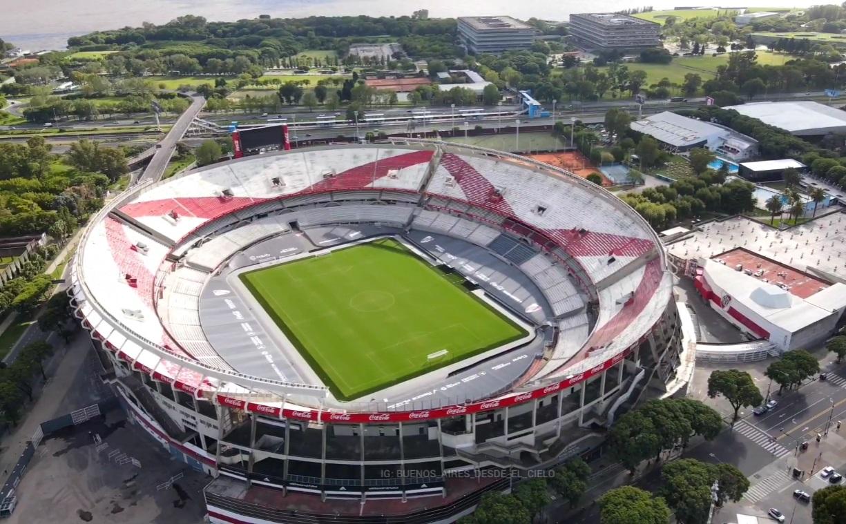 estadio monumental River