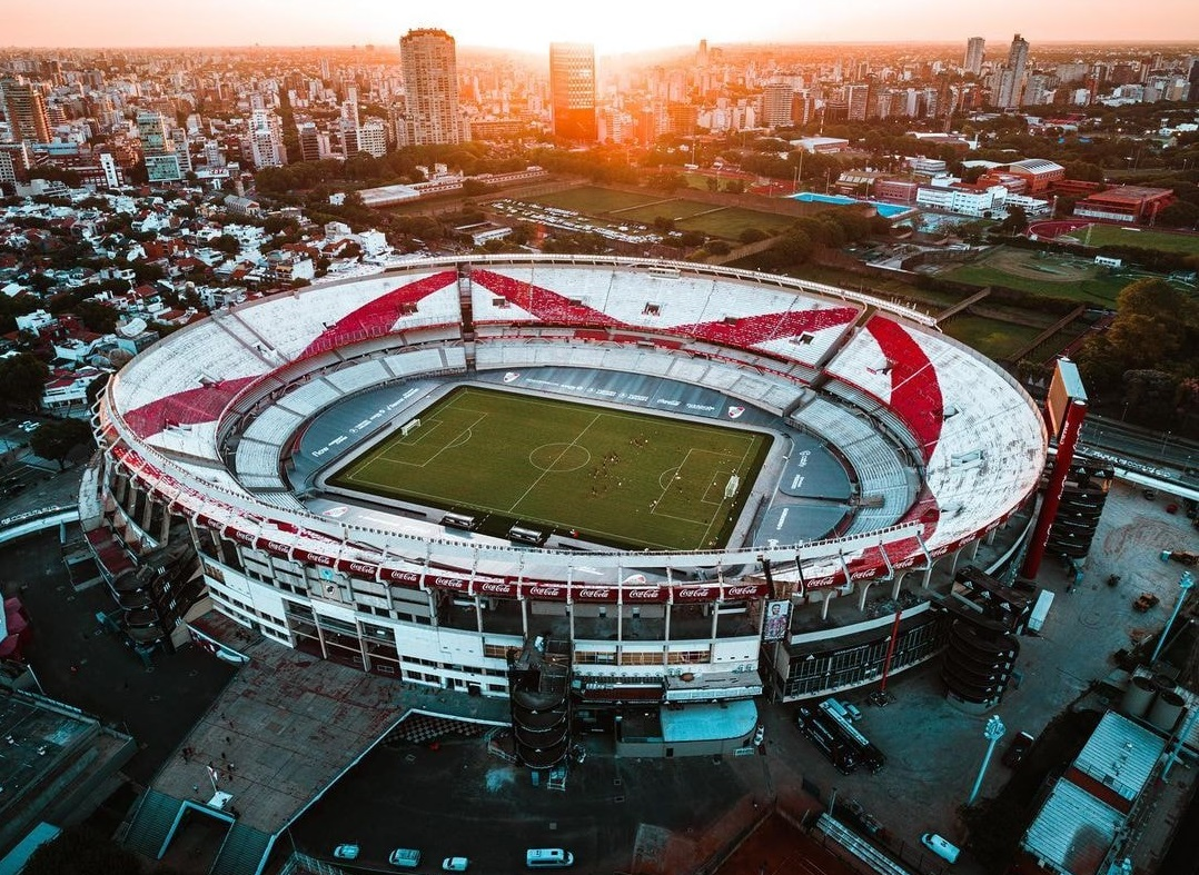 cancha River Plate