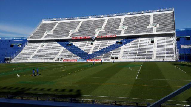 estadio Velez Sarsfield platea