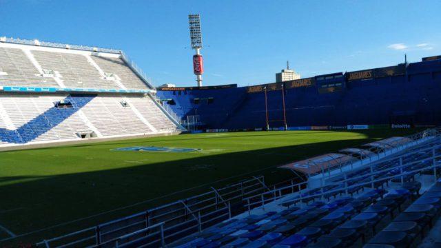 cancha Velez Sarsfield tribuna