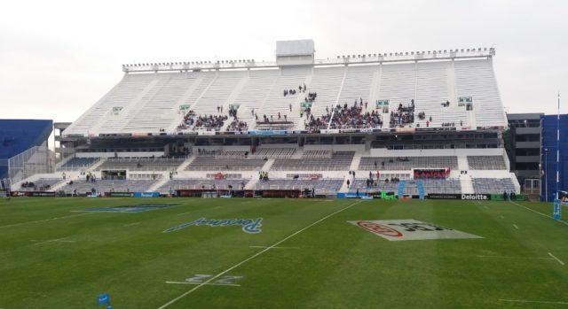 estadio Velez platea local