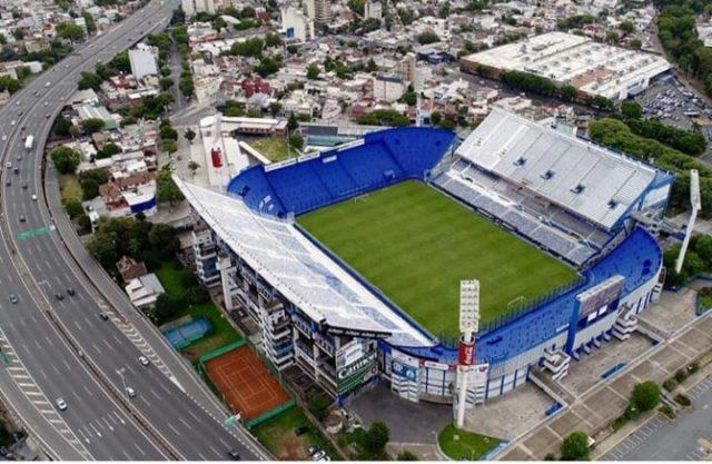 estadio Amalfitani Velez Sarsfield