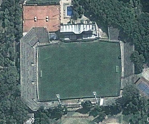 Estadio de Gimnasia La Plata google map