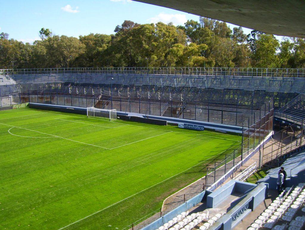 Gimnasia y Esgrima La Plata tribuna