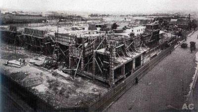 Historia de La Bombonera