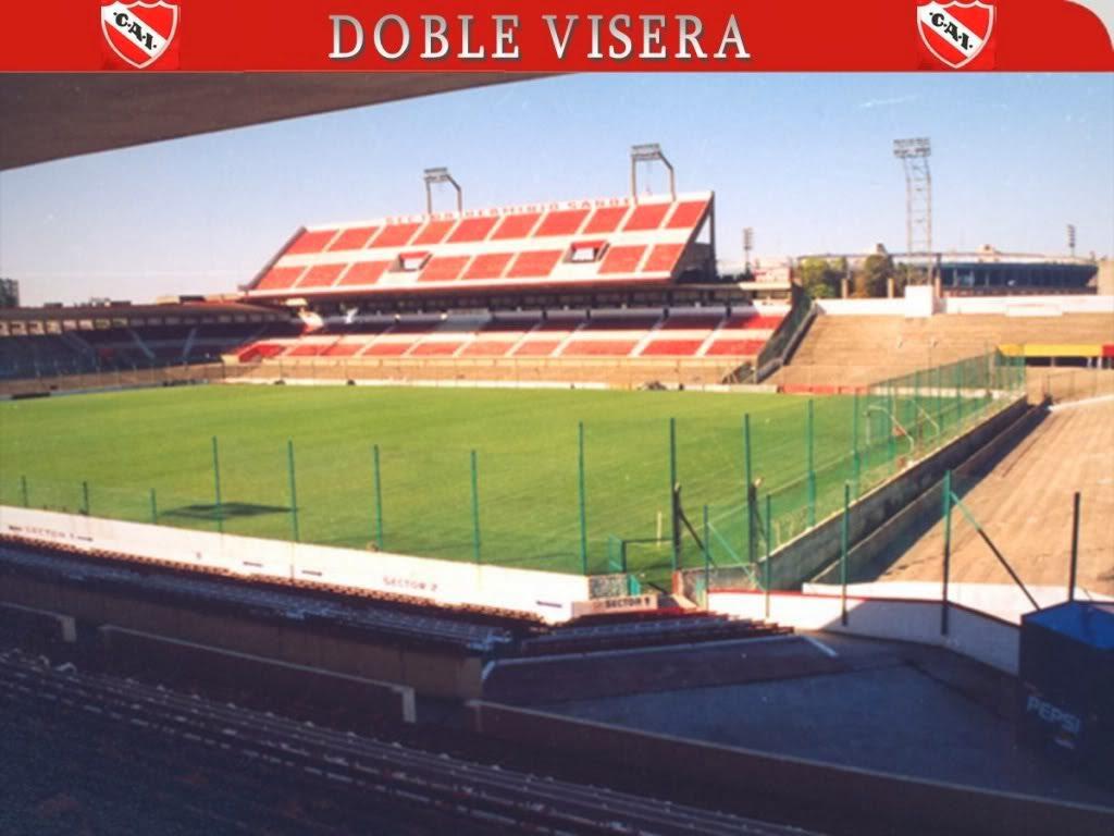 Historia en imagenes - Estadio De la Doble Visera 9