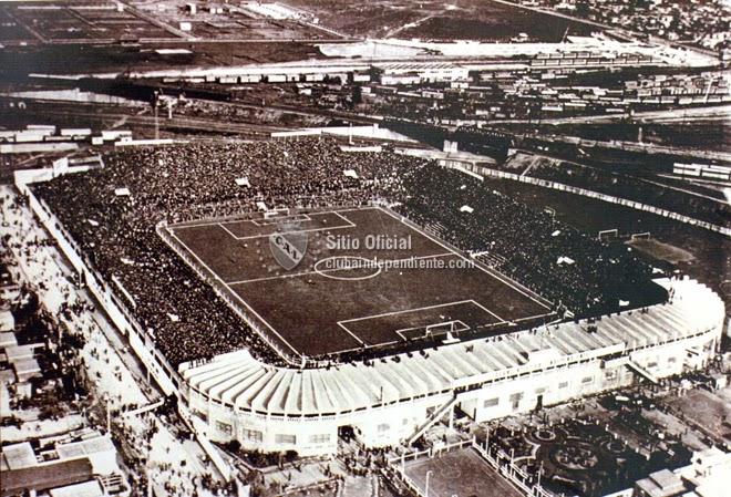 Historia en imagenes - Estadio De la Doble Visera 5