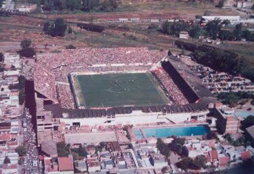 Historia en imagenes - Estadio De la Doble Visera 7