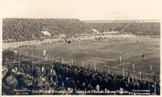 Historia en imagenes - Estadio De la Doble Visera 4
